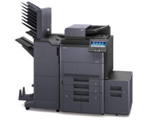 Kyocera TASKalfa 5002 er en solid multifunktionsmaskine.