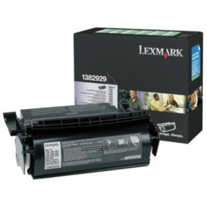 Lexmark-1382929-Black-Return-Program-Label-Cartridge