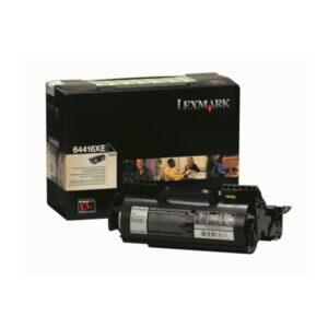 Lexmark-64416XE-Black-Return-Program-Toner-Cartridge