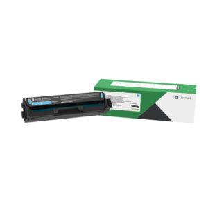 Lexmark-C3220C0-Cyan-Return-Program-Cartridge