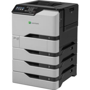 Lexmark-CS720de-CS725de-3x550-Sheet-Tray-Left