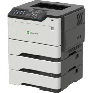 Lexmark-MS622de-2x-550-Sheet-Tray-Left