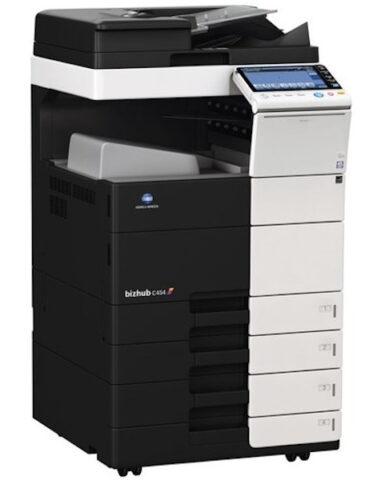 Konica-Minolta-Bizhub C454-ReCopy-Multifunktions printer Kopimaskine