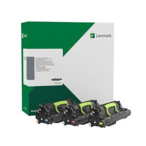 Lexmark-72K0FV0-Return-Program-Color-Developer-Kit-CMY-Photoconductor-Package