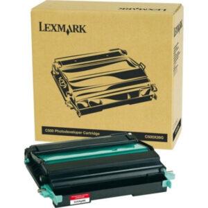 Lexmark-C500X26G-Photo-Developer-Kit