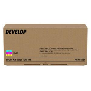 Konica-Minolta-Develop-A0XV1TD-DR-311C-Drum-Unit-Color-55K