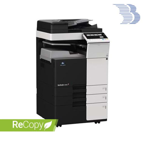 Konica Minolta Bizhub C368e Multifunktionsprinter