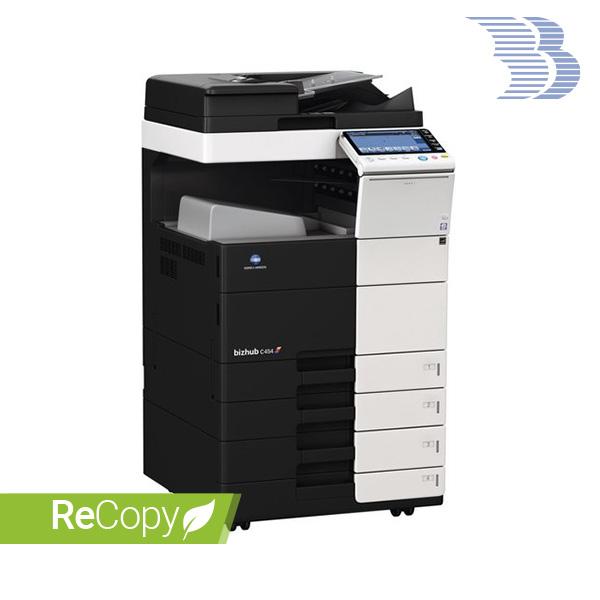 Konica Minolta Bizhub C454e multifunktionsmaskine brugt printer