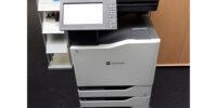 Lexmark XC8155 A4 demo multifunktionsprinter